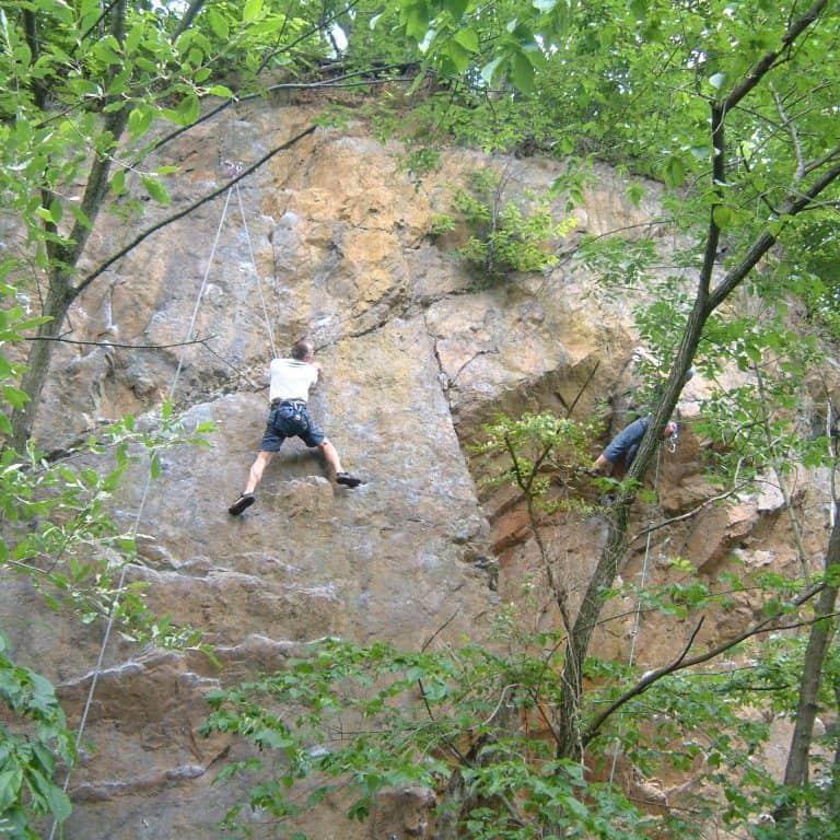 Birdsboro Climbing Quarry