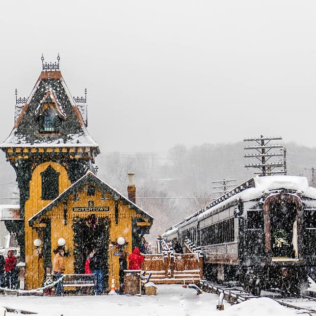 Colebrookdale Railroad Preservation Trust
