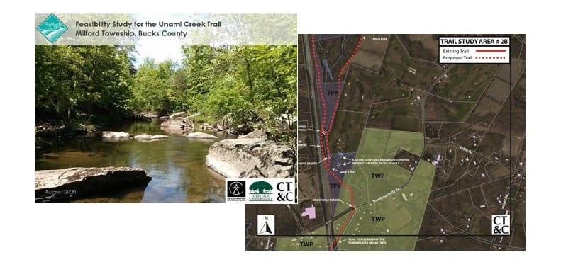 Unami Creek Trail Feasibility Study